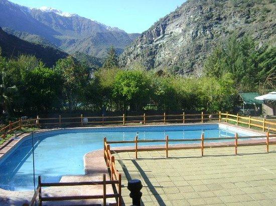 Santuario del Rio : piscina