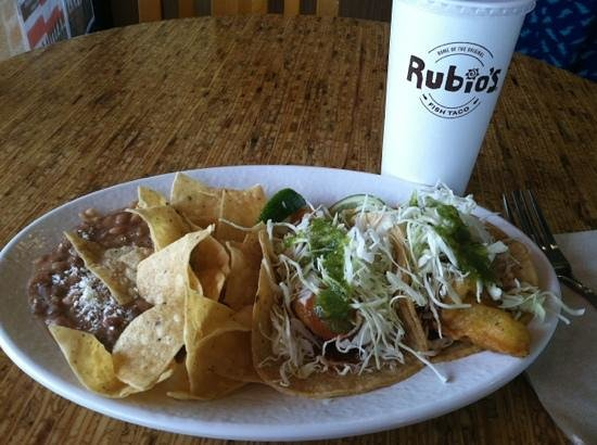 Rubio S La Jolla 9500 Gilman Dr Menu Prices Restaurant Reviews Tripadvisor