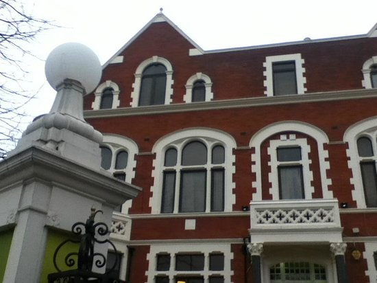 BEST WESTERN London Peckham Hotel : e