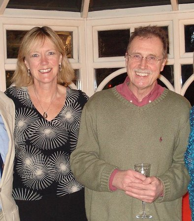 Havelock House: Diana & Jeff Arnold - your hosts