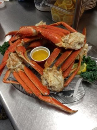 Courtney Bay Seafood: yummy!!!