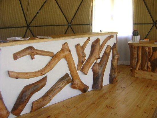 Cascada de las Animas: recepcion