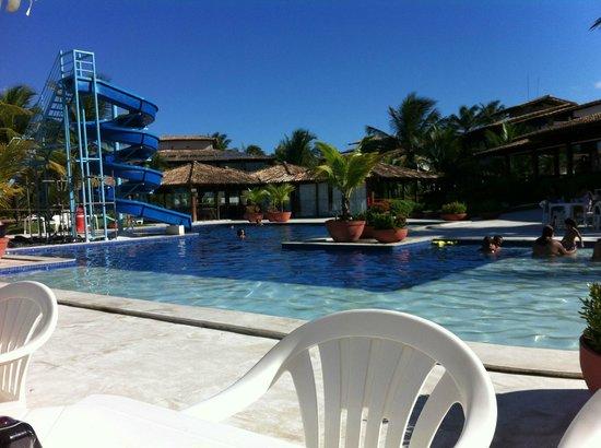 Piscina picture of hotel praia do sol ilheus tripadvisor for Piscinas sol