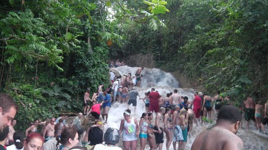 ClubHotel Riu Ocho Rios: Duns River Falls