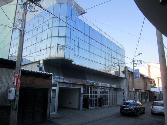 Hotel Tadz : street view