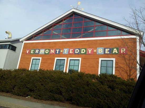 Vermont Teddy Bear Company: Leaving the factory