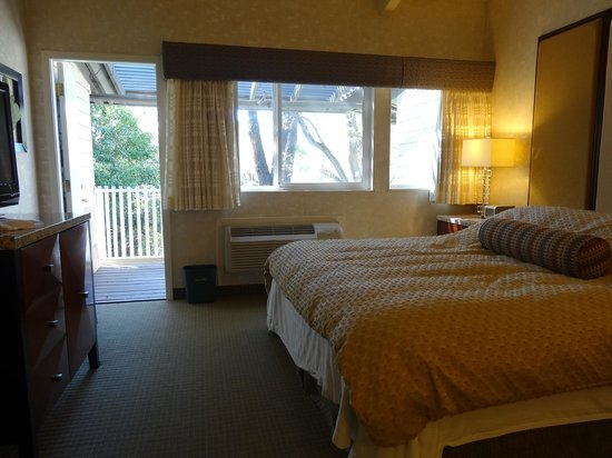 Best Western Corte Madera Inn: Door/windows of room