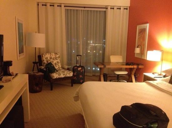 Sheraton Puerto Rico Hotel & Casino: the rooms are very nice