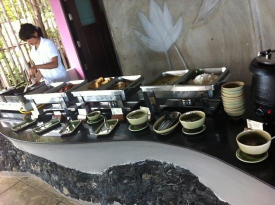 Merit Wellness & Mind Retreat Resort Samui: no cappuccino no espresso available !! pay attention