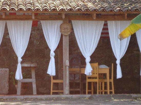 Hacienda la Esperanza: Played cards here many evenings