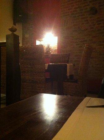 Samarcanda Ristorante Pizzeria: il tavolo