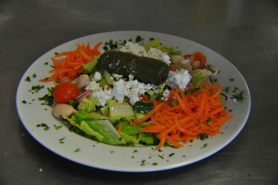 Agora Mediterranean Kitchen: The Best Salad In Town