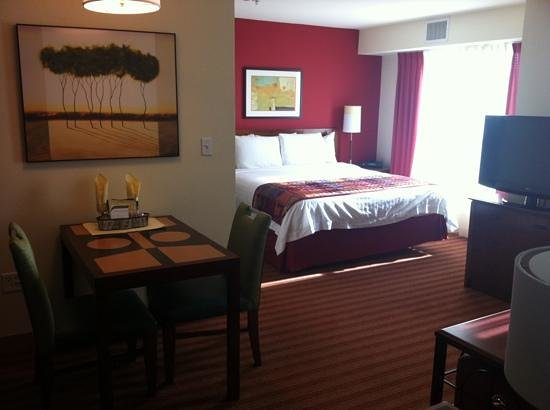 Residence Inn San Diego Rancho Bernardo/Scripps Poway: our beautiful studio room