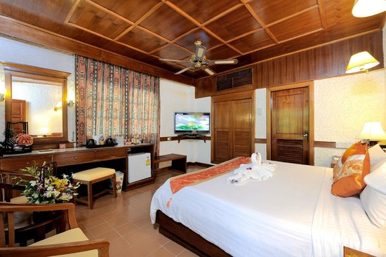 Tropica Resort and Restaurant: Superior bungalow