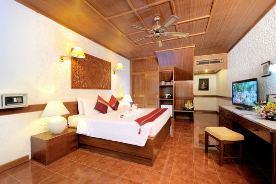 Tropica Resort and Restaurant: Standard room