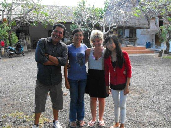 Ubud Unique Tour - Day Tours : Love together at village