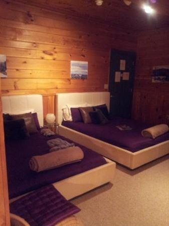 The Kaaterskill: bed