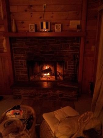 The Kaaterskill: fireplace