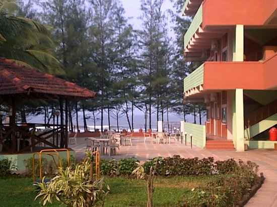Dapoli, India: Resort Building