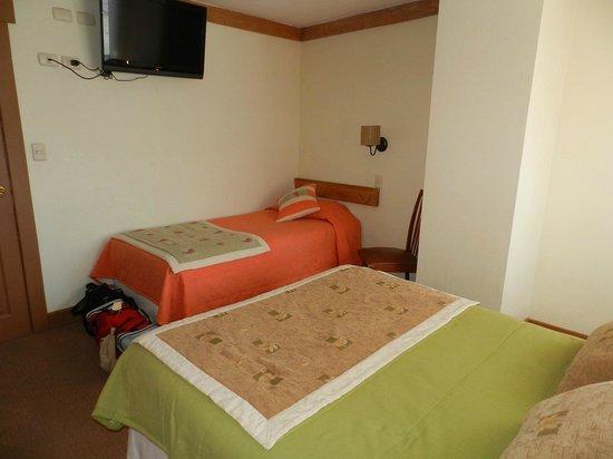 Hotel Weisserhaus: Room 8