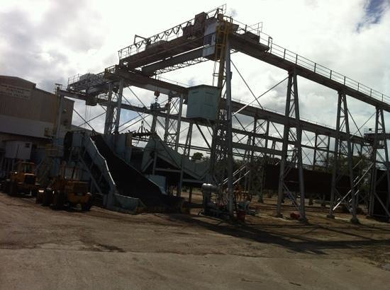 Sugar Cane Factory - Picture of Sunday Scenic Tours ...