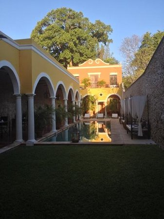 Hotel Hacienda VIP: Wonderful find in Merida