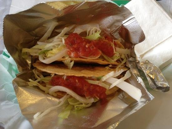 Killer Tacos Incorporated : awesome taco lunch deal