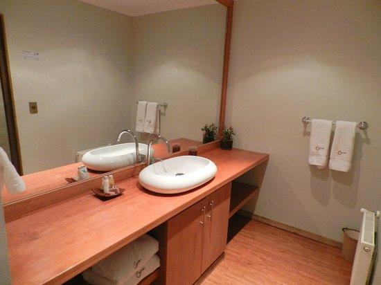 Hotel Boutique CasaEstablo: Rico Raco Room -- Bathroom