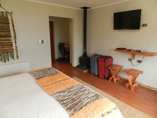 Hotel Boutique CasaEstablo: Rico Raco Room