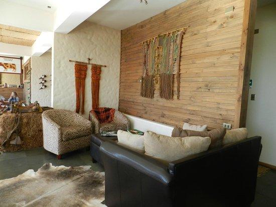 Hotel Boutique CasaEstablo : Lounge/Bar Area