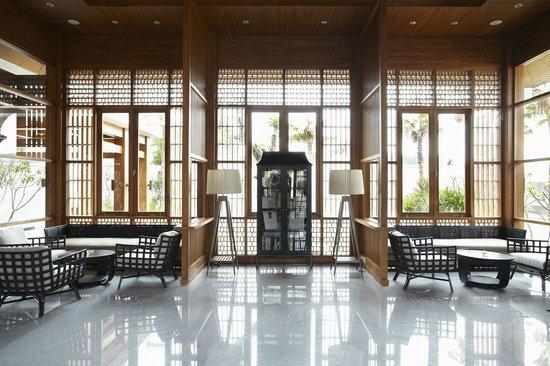 The Samaya Bali Seminyak: Lobby Lounge