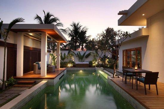 เดอะซามายา บาหลี: Pool at Pavilion