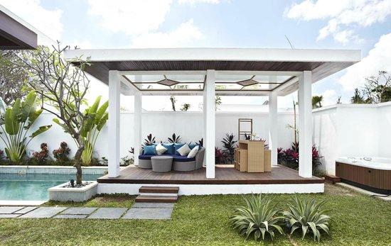 The Samaya Bali Seminyak: Pavilion Area