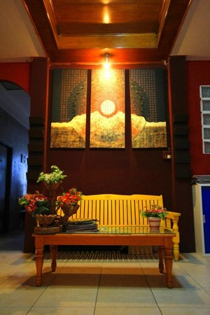 Goodtime Beach Hostel: Relax in a quiet corner