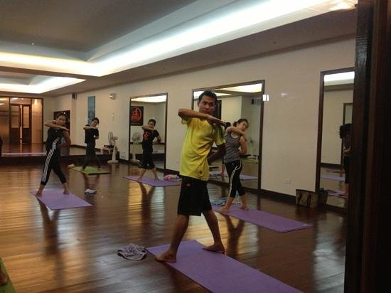 Ao Nang Yoga: shivananda yoga class