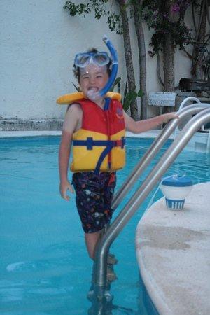 Condo-Hotel Marviya: Pratique du tuba