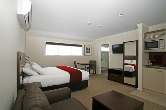 Astra Motor Lodge: Clean and spacious