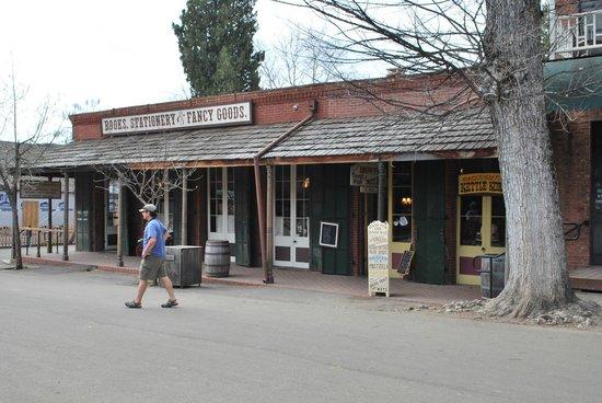 Columbia State Historic Park: ,,,,,