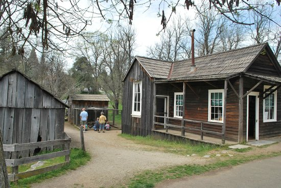 Columbia State Historic Park: .......