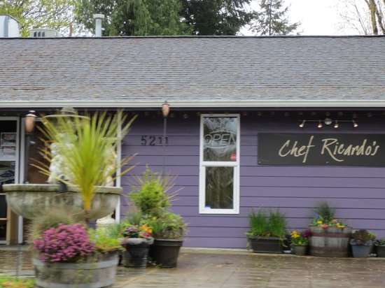 Chef Ricardo's Restaurant - Lacey Washington