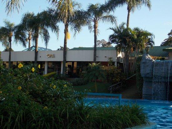Exe Hotel Cataratas: hermoso lugar