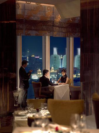 Pudong Shangri-La, East Shanghai: Jade on 36 Restaurant - Awarded Asia 50 Best Restaurants