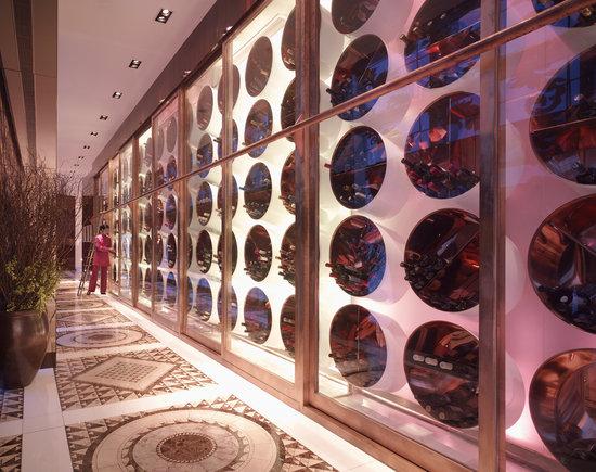 Pudong Shangri-La, East Shanghai: Jade on 36 Restaurant - Wine Gallery