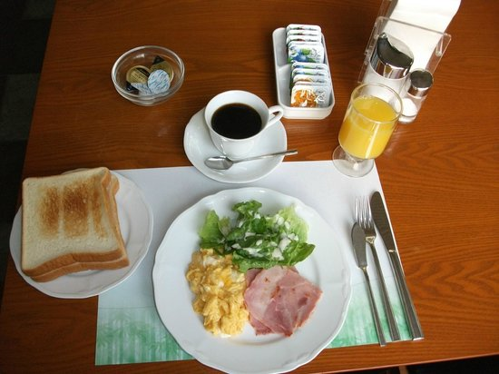 Annex Katsutaro : 朝食