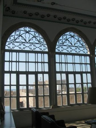Efendi Hotel: Looking out on Old City