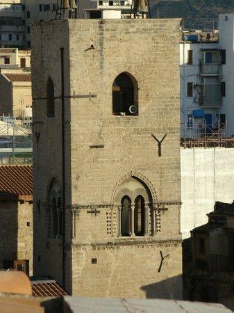 Torre di San Nicolo all'Albergheria: Torre di San Nicolò all'albergheria Palermo