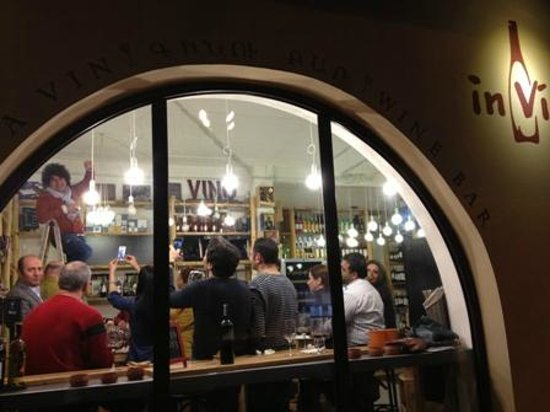 An evening at In Vino