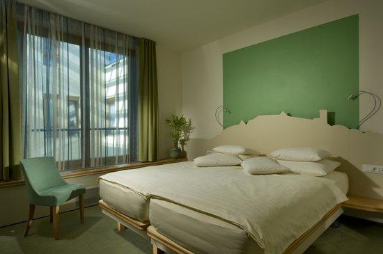 City Hotel Ljubljana: Double room superior