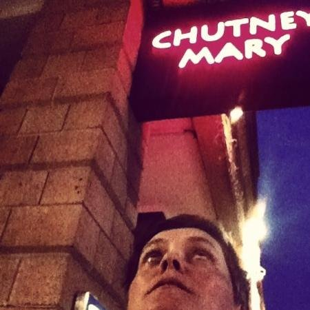 Chutney Mary: Jippi, endelig her igjen!
