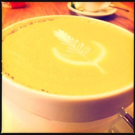 Boreal Coffee Shop: big cappuccino